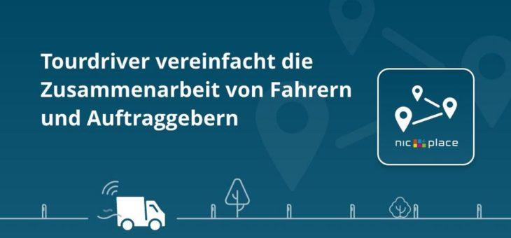 Logistiklösung launcht Tourdriver App für Tracking von Fahrzeugen ohne Telematik