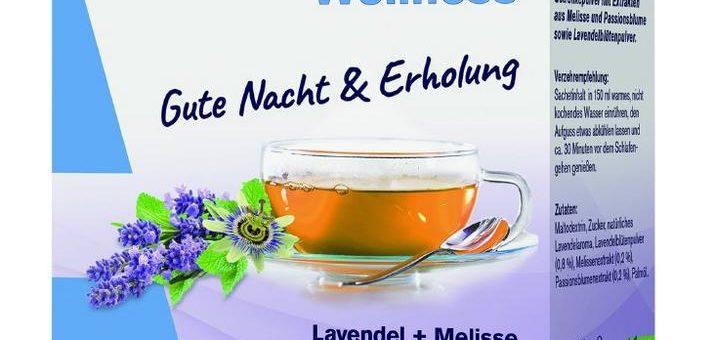 NEU: ADDITIVA® Wellness Gute Nacht und Erholung