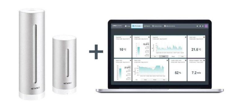 Mit Conrad Connect automatisch die Luftqualität überwachen