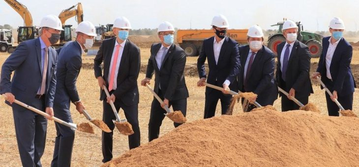 LIP Invest sichert sich Fiege Logistik-Neubau in Zülpich