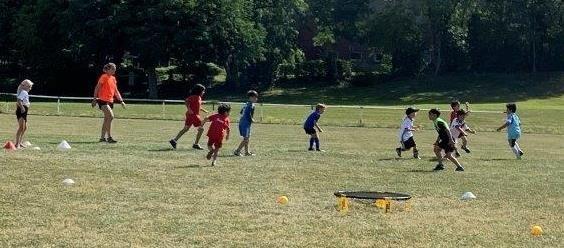 Aachener Kids in Action: Das Laurensberger Sportcamp begeistert