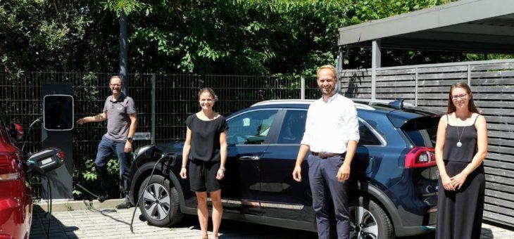 BKK ProVita installiert Ladestationen für Elektrofahrzeuge