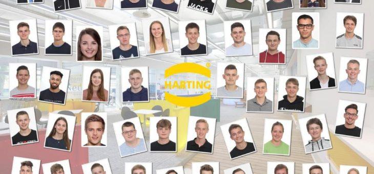 Ausbildung und Duales Studium bei HARTING stehen weiterhin hoch im Kurs
