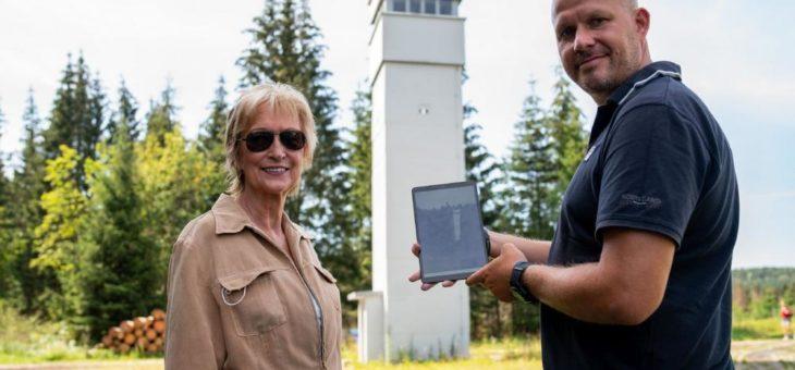 Harzer Tourismusverband und Grenzmuseum Sorge e.V. stellen Pilotprojekt vor