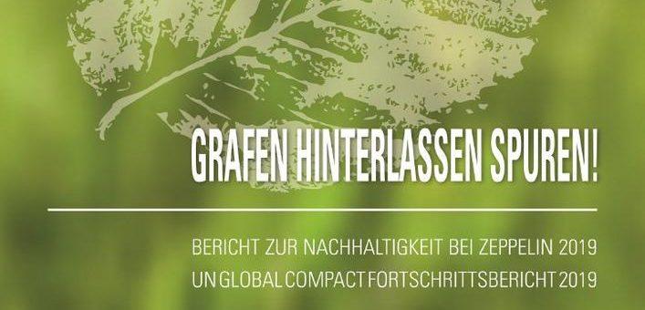 Zeppelin Konzern veröffentlicht Bericht zur Nachhaltigkeit