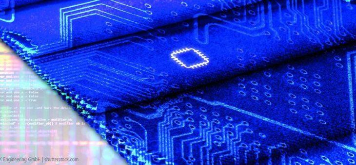 Intelligente Textilien für die Zukunft