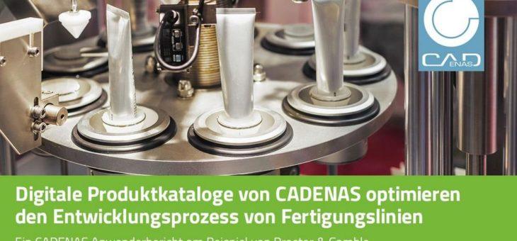 Anwenderbericht: Digitale Produktkataloge von CADENAS optimieren den Entwicklungsprozess von Fertigungslinien