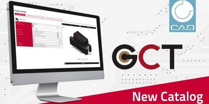 Ingenieure erhalten in Sekundenschnelle benötigte 3D Modelle für GCT Steckverbinder