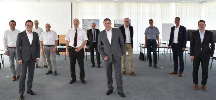 Raiffeisen Portal GmbH gegründet