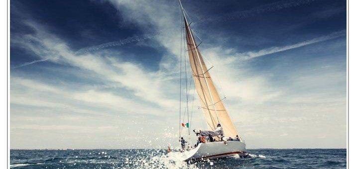 """Welches Segelboot """"gewinnt"""" – oder, warum ist ein Unternehmen Marktführer?"""