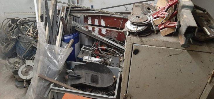 Schrotthändler aus  Selm sind erfahren im Bereich Schrottabholung und Entsorgung