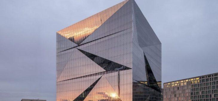 Smart Building mit Hightech-Fassade