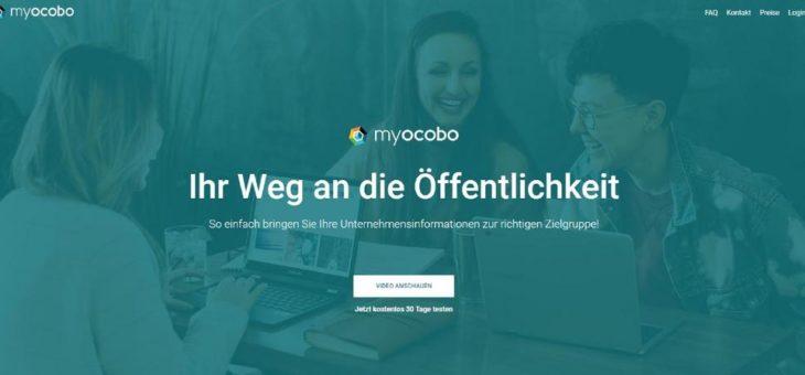 Die UNITED NEWS NETWORK GmbH bringt myocobo auf den Markt: Eine einzigartige Online-Lösung für effiziente Unternehmenskommunikation