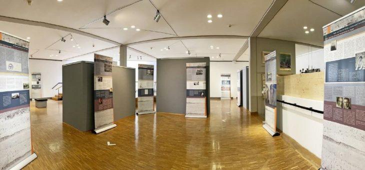 """Ratingen, Oberschlesisches Landesmuseum: Finissage der Ausstellung """"Vergessene Opfer der NS-'Euthanasie'"""" am 30.8."""