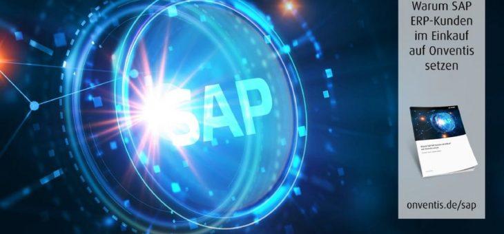 Wie Onventis SAP-Kunden im Einkauf  bei der S/4HANA-Migration hilft