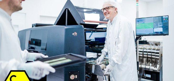 beflex electronic GmbH ist ATEX-zertifiziert