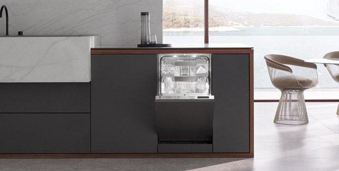 Maximaler Komfort auf kleinem Raum – die neuen 45-cm-Geschirrspüler von Miele