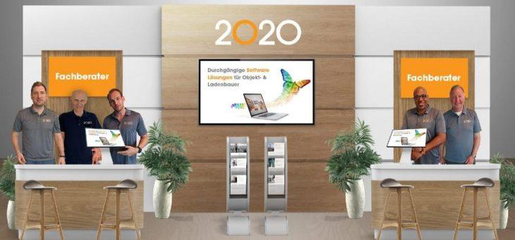 2020 trotzt Corona: Gelungener Einstand im Bereich Objekt- und Ladenbau