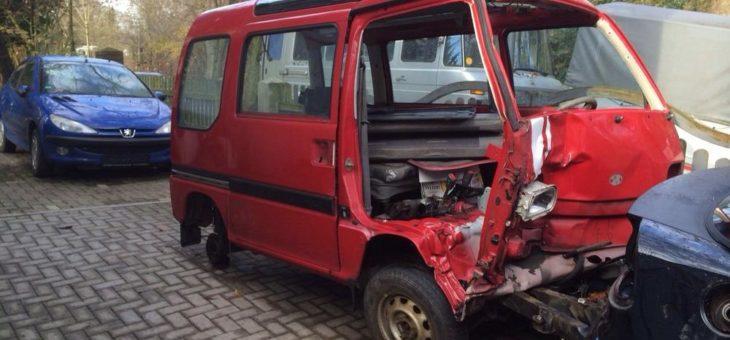 Autoverschrottung nicht immer Notwendig besonders nicht bei Oldtimer