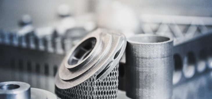 Jeder Form im 3D-Druck gewachsen: Perfekte Nachbearbeitung mit LUKAS-Werkzeugen