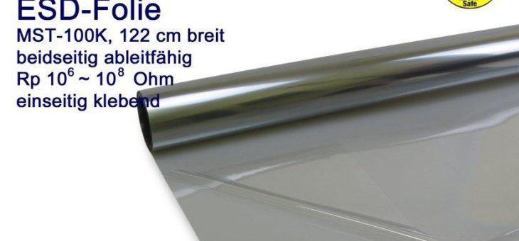 METOSTAT ESD-Folie der Firma Asmetec – Transparente Sicherheit für die Elektronikindustrie