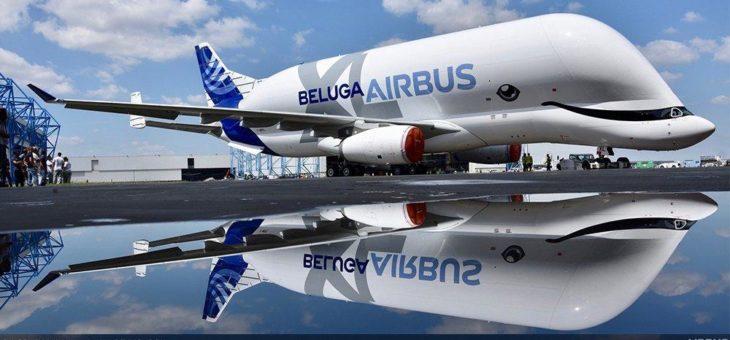 Bildergalerie: Die zehn größten Frachtflugzeuge der Welt
