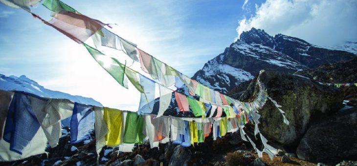 Moderne Styles, die den Geist der Sherpas atmen