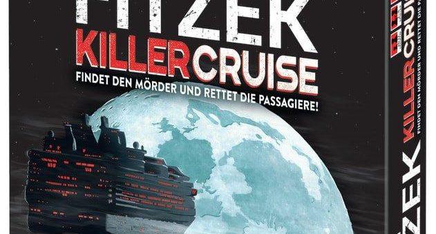 Killercruise – Das neue Brettspiel von Sebastian Fitzek und Marco Teubner!