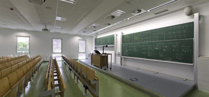 Ansteckungsrisiko durch Aerosole in Schulen vermeiden
