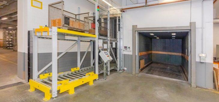 Automatisierung in der Produktion und Lagerlogistik