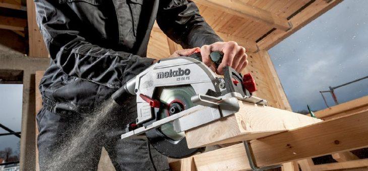 Echte Alleskönner bei der Holzbearbeitung: Zwei neue Handkreissägen von Metabo