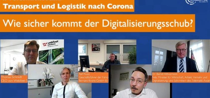 Der große #TelematikTalk morgen auf Telematik-Markt.de