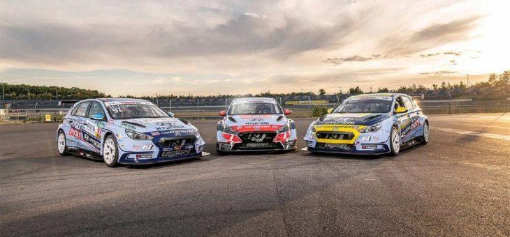 Hyundai Team Engstler will in Hockenheim zurückschlagen