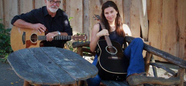"""27. September 14 Uhr: """"You'n'Me"""", unterhaltsames Duo mit herrlichen Gitarrenarragements"""