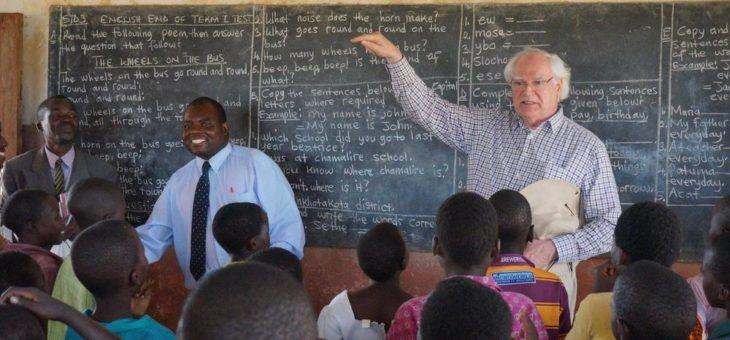 """""""Lasst uns eine Schule bauen – in Afrika!"""""""