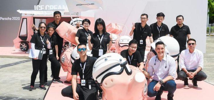 VOK DAMS China und Porsche China: Drei Veranstaltungen in neun Tagen auf dem Zhuhai International Circuit
