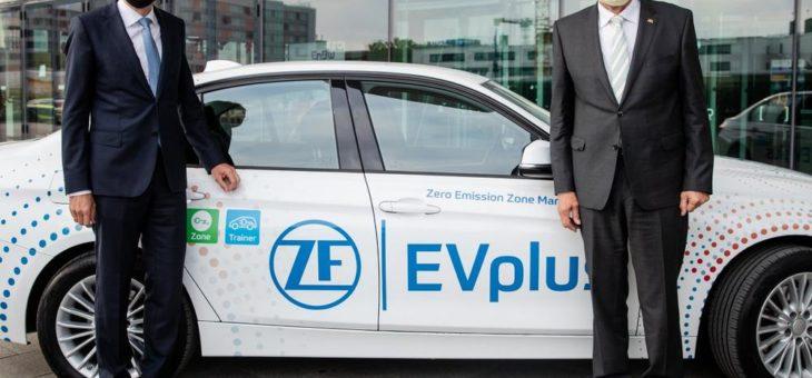 """Digitale Helfer gegen """"Lademuffel"""": Plug-in-Hybrid-Fahrzeuge sorgen sofort für weniger CO2"""