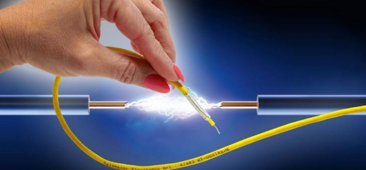 High voltage cables with extreme reliability