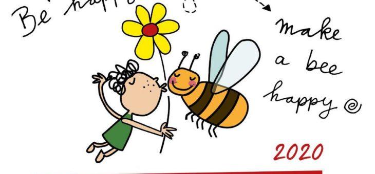 """Beim bundesweiten Pflanzwettbewerb """"Wir tun was für Bienen!"""" engagierten sich über 2.400 Menschen und schufen 41 Hektar bienenfreundliche Oasen"""