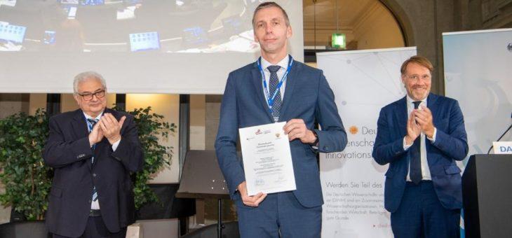 Zwei deutsch-russische Projekte der TU Ilmenau von Auswärtigem Amt ausgezeichnet