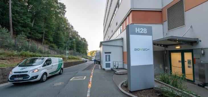 BioNTech übernimmt Impfstoffproduktion am Standort Behringwerke