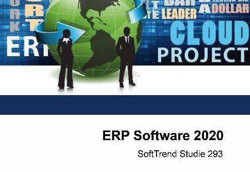 SoftSelect Studie ERP Software 2020: Daten-Clouds und ERP als Treiber der Modernisierung