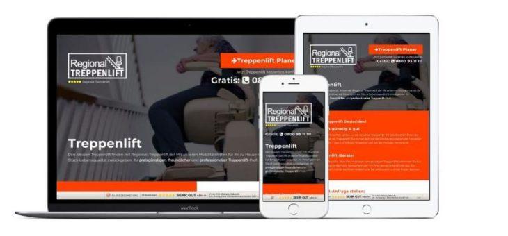 Sachsens Treppenlift-Anbieter für Sitzlifte, Plattformlifte und Hublifte