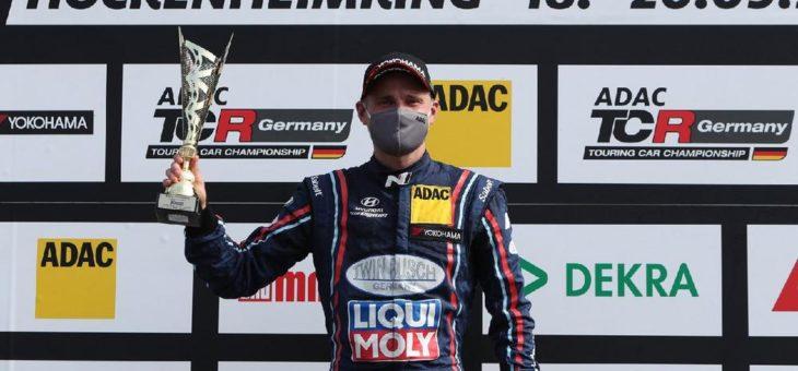 Antti Buri siegt für Hyundai Team Engstler auf dem Hockenheimring