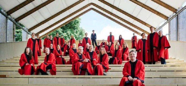 Corona macht erfinderisch: Gropius Passagen lassen Chor im Parkhaus proben