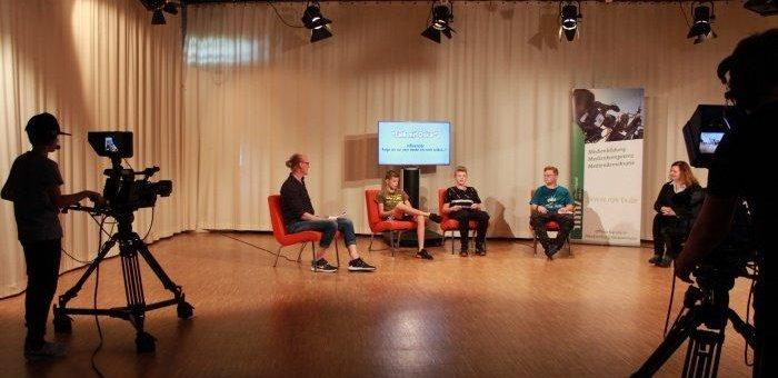 Medienwoche der Jenaplanschule bei rok-tv
