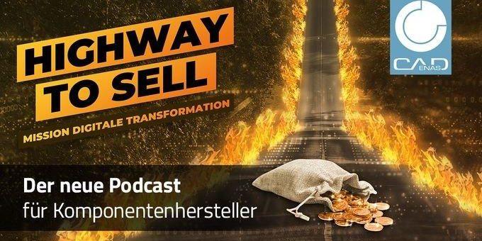 Neuer CADENAS Podcast gibt praxisnahe Tipps & Tricks zu digitaler Transformation & Digitalen Zwillingen