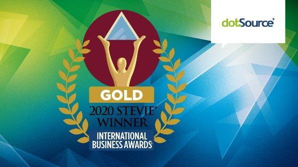 dotSource erhält International Business Awards im Rahmen der weltweit führenden Wettbewerbsreihe »The Stevie®Awards«