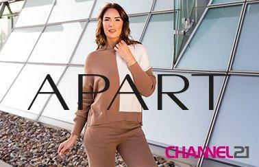 High Fashion seit 1975 – Premiummarke APART startet bei CHANNEL21