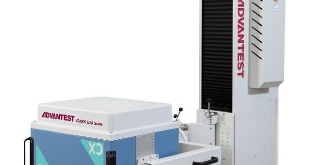 Advantest stellt das evolutionäre V93000 EXA Scale™ SoC Testsystem vor
